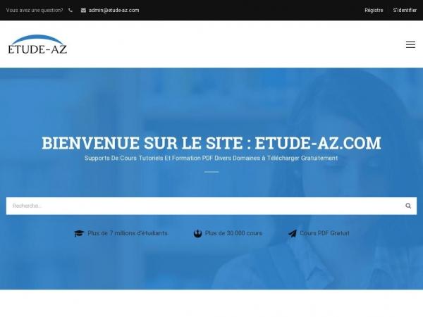 etude-az.com