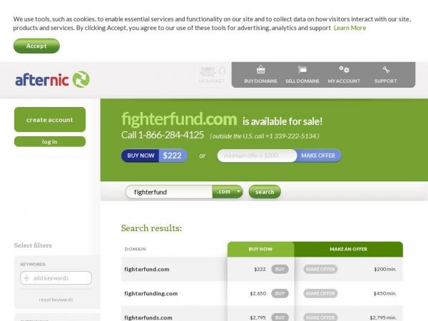 fighterfund.com
