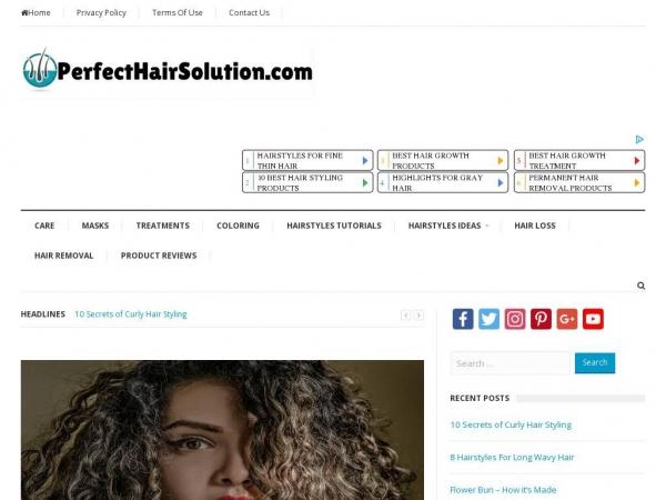 perfecthairsolution.com