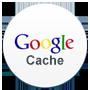 ذاكرة التخزين المؤقت في جوجل